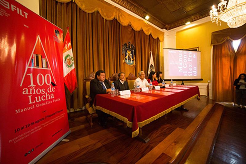 Feria del libro de Trujillo 2018